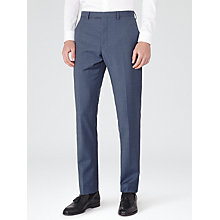 Buy Reiss George Slim Fit Suit Trousers, Airforce Blue Online at johnlewis.com