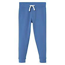 Buy Mango Kids Boys' Jogging Trousers, Blue Online at johnlewis.com