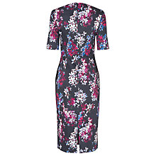 Buy L.K. Bennett Debra Printed Dress, Multi Online at johnlewis.com