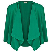 Buy Planet Edge to Edge Cardigan, Mid Green Online at johnlewis.com