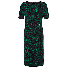 Buy Planet Buckle Detail Dress, Multi/Black Online at johnlewis.com
