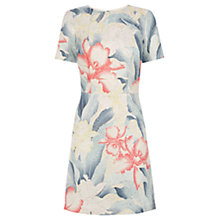 Buy Oasis Kimono Orchid Dress, Multi Online at johnlewis.com