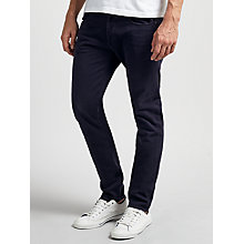 Buy G-Star Raw 3301 Colour Slim Jeans, Saru Blue Online at johnlewis.com