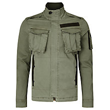 Buy G-Star Raw Rovic Overshirt, Asfalt Online at johnlewis.com