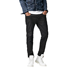 Buy G-Star Raw Revend Straight Jeans, Raw Online at johnlewis.com