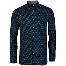 Buy Ted Baker Circle Print Shirt Online at johnlewis.com