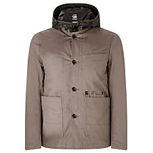 Buy G-Star Raw Bronson Hooded Liner Blazer, Carbid Online at johnlewis.com
