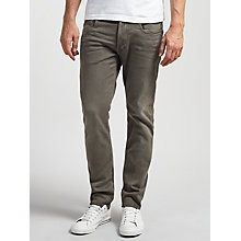 Buy G-Star Raw 3301 Slim Jeans, Grey Online at johnlewis.com