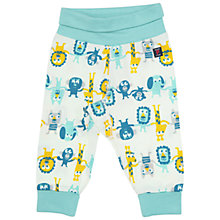 Buy Polarn O. Pyret Baby's Animal Friends Trousers Online at johnlewis.com