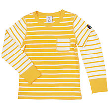 Buy Polarn O. Pyret Children's Striped Top Online at johnlewis.com