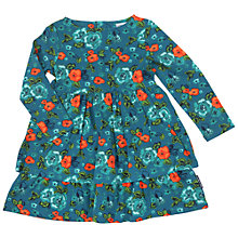 Buy Polarn O. Pyret Baby's Floral Dress Online at johnlewis.com
