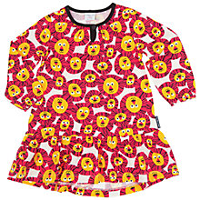 Buy Polarn O. Pyret Baby's Lion Dress, Orange/White Online at johnlewis.com