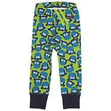 Buy Polarn O. Pyret Baby's Monkey Leggings, Green Online at johnlewis.com