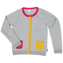 Buy Polarn O. Pyret Children's Pocket Cardigan Online at johnlewis.com