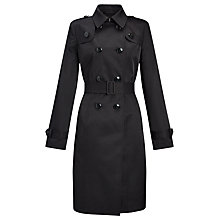 Buy John Lewis Double Breasted Trench Coat Online at johnlewis.com