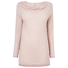 Buy L.K. Bennett Roslyn Jersey Top, Petal Online at johnlewis.com