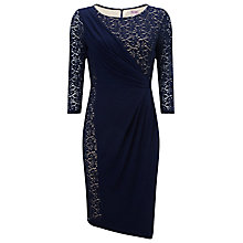 Buy Phase Eight Lilith Dress, Navy Online at johnlewis.com