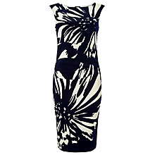 Buy Phase Eight Jelena Dress, Navy/Ivory Online at johnlewis.com