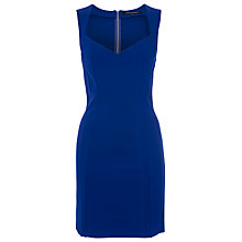 Buy French Connection Lula Stretch Dress, Prince Rocks Online at johnlewis.com