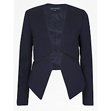 Buy French Connection Apollo Suiting Jacket, Utility Blue Online at johnlewis.com