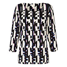 Buy Celuu Suzanna Geometric Print Shell Top, Multi Online at johnlewis.com