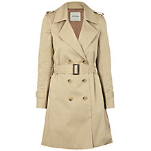 Buy American Vintage Supindale Trench Coat, Beige Online at johnlewis.com