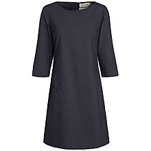 Buy Seasalt Drennick Tunic Dress, Keel Indigo Online at johnlewis.com