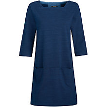 Buy Seasalt Shingle Tunic, Indigo Online at johnlewis.com