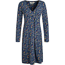 Buy Seasalt Crest Dress, Seed Spray Multi Online at johnlewis.com
