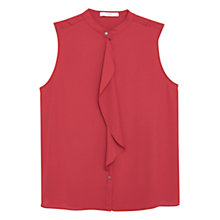 Buy Mango Decorative Ruffle Blouse Online at johnlewis.com