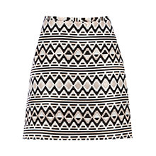 Buy Oasis Tatiana Mini Skirt, Multi Online at johnlewis.com