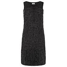 Buy Windsmoor Cornelli Dress, Black Online at johnlewis.com