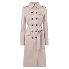 Buy Karen Millen Traditional Investment Trench Coat Online at johnlewis.com