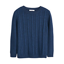 Buy Mango Mixed Knit Sweater Jumper Online at johnlewis.com