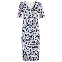Buy Damsel in a dress Snow Leopard Shift Dress, Multi Online at johnlewis.com
