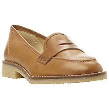 Buy Dune Greeta Cleated Sole Penny Loafer Online at johnlewis.com