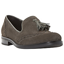 Buy Dune Grady Tassel Detailed Loafers Online at johnlewis.com