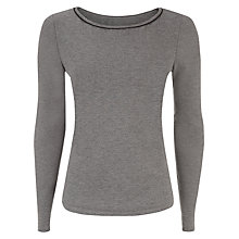 Buy Fenn Wright Manson Bethany Top, Dark Grey Online at johnlewis.com