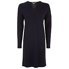 Buy Fenn Wright Manson Anja Knitted Dress, Navy Online at johnlewis.com