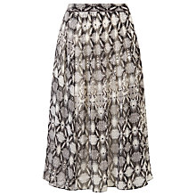 Buy Fenn Wright Manson Logan Skirt, Grey Online at johnlewis.com