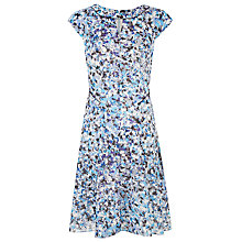 Buy Fenn Wright Manson Madison Dress, Blue Print Online at johnlewis.com