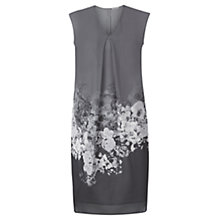 Buy Fenn Wright Manson Fleur Silk Dress, Grey Online at johnlewis.com