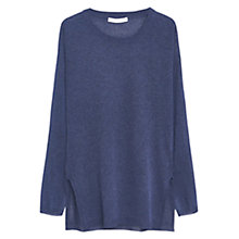 Buy Mango Fine Knit Jumper Online at johnlewis.com