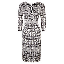 Buy Fenn Wright Manson Snake Amber Dress, Grey Online at johnlewis.com