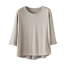 Buy Poetry Hemp Cotton Top Online at johnlewis.com