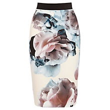 Buy Coast Cordella Pencil Skirt, Multi Online at johnlewis.com