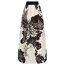 Buy Coast Dorianna Skirt, Monochrome Online at johnlewis.com