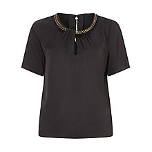 Buy Bruce by Bruce Oldfield Chain Top Online at johnlewis.com