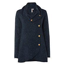 Buy White Stuff Campione Cardigan, Navy Online at johnlewis.com