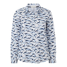 Buy White Stuff Cloud Nine Cotton Shirt Online at johnlewis.com